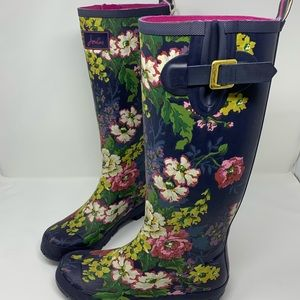 Joules Wellies all purpose high rubber boots